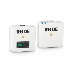 RODE WIRELESS GO WHITE -...