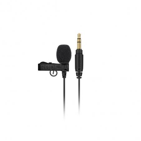 RODE LAVALIER GO - profesjonalny mikrofon typu lavalier