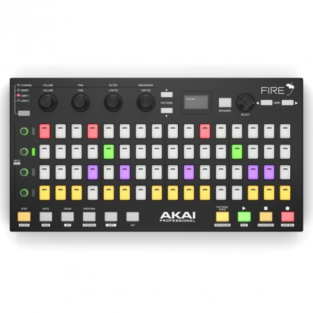 AKAI FIRE Kontroler do FL Studio - OUTLET