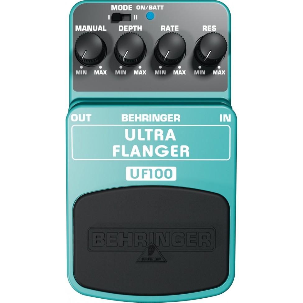 BEHRINGER UF 100 Ultra Flanger