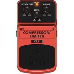 Kompresor / Limiter BEHRINGER CL-9 Compresso / Limiter