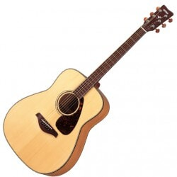 gitara akustyczna YAMAHA FG 750 S