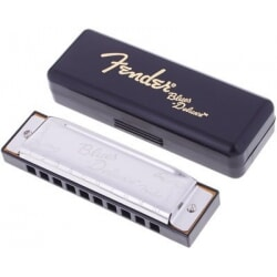 FENDER BLUES DELUXE HARMONICA G