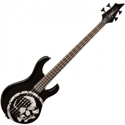B.C. RICH HAVOC BASS JMHS1 JOHN MOYER