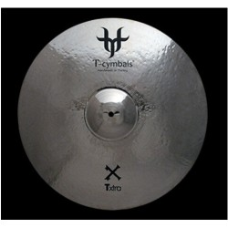 T-CYMBALS T-XTRA RIDE 20''...