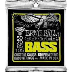 ERNIE BALL 3832 struny do gitary basowej