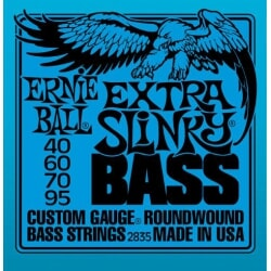 ERNIE BALL 2835 struny do gitary basowej