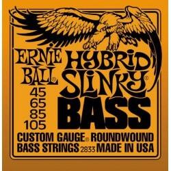 ERNIE BALL 2833 struny do gitary basowej