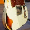 FENDER 1960 HS TELECASTER CUSTOM HEAVY RELIC OWT LIMITED EDITION