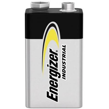 ENERGIZER 6LR61/12/72 (9V) INDUSTRIAL - Bateria 9 V
