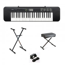 CASIO CTK-240 KEYBOARD +...