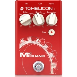 TC HELICON MIC MECHANIC 2 -...