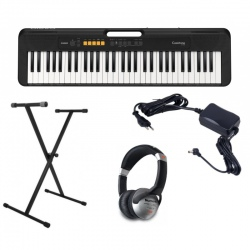 KEYBOARD CASIO CT-S100 BK -...