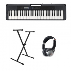 KEYBOARD CASIO CT-S300 BK -...