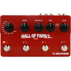 TC ELECTRONIC HALL OF FAME...