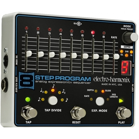 ELECTRO HARMONIX 8 STEP PROGRAM SEQ