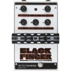 ELECTRO HARMONIX BLACK FINGER COMPRESSOR