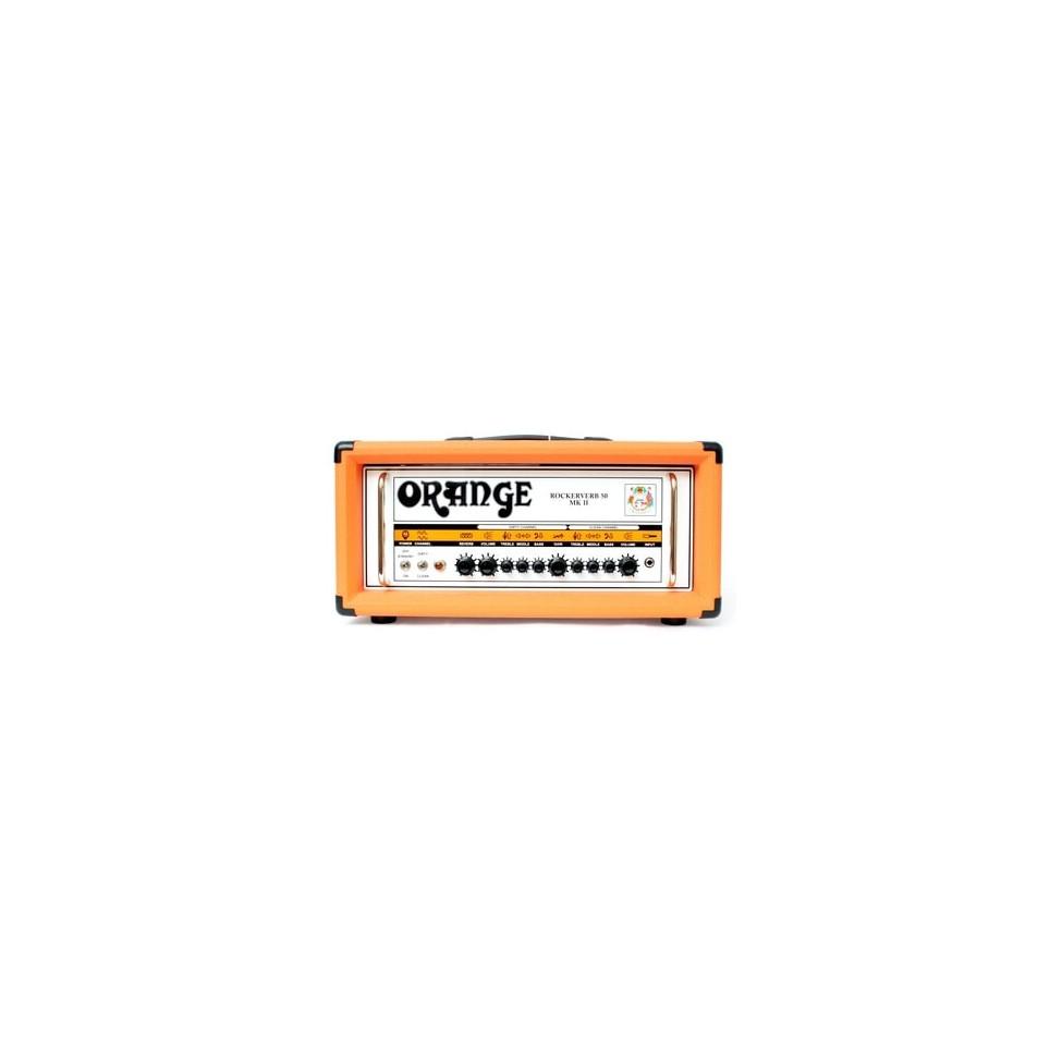 orange rockerverb 50h mkii