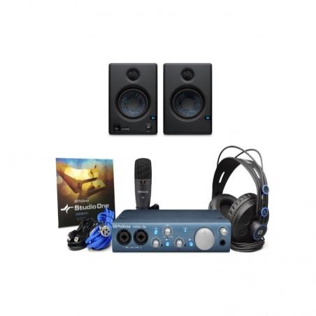 PreSonus AudioBox iTwo Studio + Eris E4.5