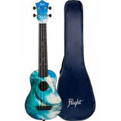 FLIGHT TUSL-25 SURF UKULELE...