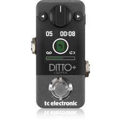 TC ELECTRONIC DITTO PLUS...