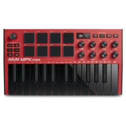 AKAI MPK MINI 3 RED -...