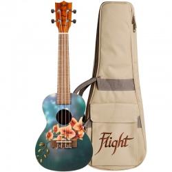 FLIGHT AUC33 ORCHID UKULELE...