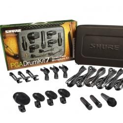 SHURE PGA DRUMKIT 7