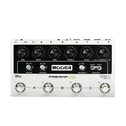 MOOER PREAMP LIVE M 999