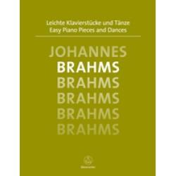 PWM BRAHMS J. ŁATWE UTWORY...