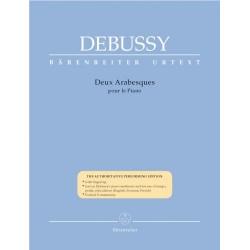 PWM DEBUSSY C. DEUX ARABESQUES