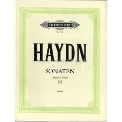 PWM HAYDN J. SONATY...