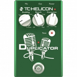 TC HELICON DUPLICATOR...