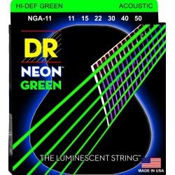 DR NGA 11-50 NEON GREEN...