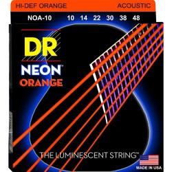 DR NOA 10-48 NEON ORANGE...