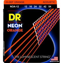 DR NOA 12-54 NEON ORANGE...