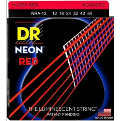 DR NRA 12-54 NEON RED...
