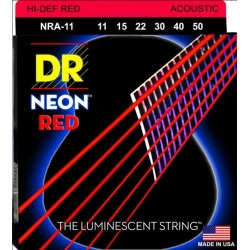 DR NRA 11-50 NEON RED...