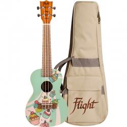 FLIGHT AUC33 CUPCAKE...