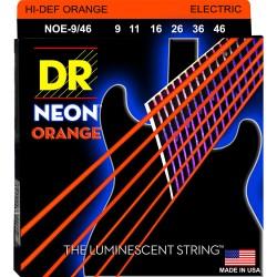 DR NOE 9-46 NEON ORANGE...
