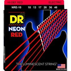 DR NRE 10-46 NEON RED...