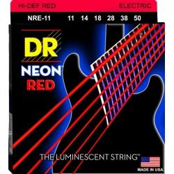 DR NRE 11-50 NEON RED...