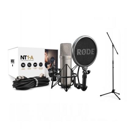 RODE NT1-A KIT ZESTAW + STATYW