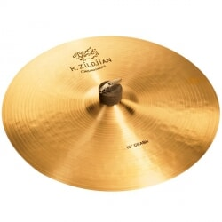 ZILDJIAN K CONSTANTINOPLE CRASH 15""
