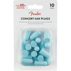 FENDER CONCERT EAR PLUGS 10...