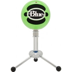 BLUEMIC SNOWBALL NEON GREEN