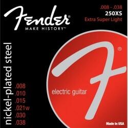 FENDER 250XS 8-38