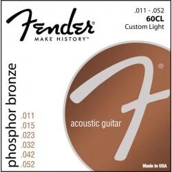FENDER 60CL 11-52