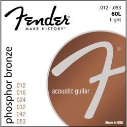FENDER 60L 12-53