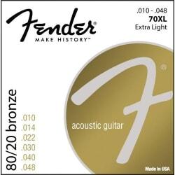 FENDER 70XL 10-48